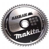Makita 255x30mm TCT MAKBlade Mitre Saw Blade - 48 Teeth (B-08888)